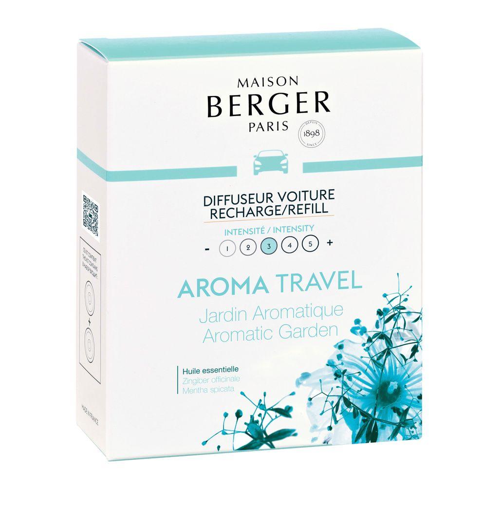 Autoduft AROMA TRAVEL 2 Refills von Maison Berger