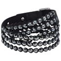 Swarovski Power Collection Armband, schwarz