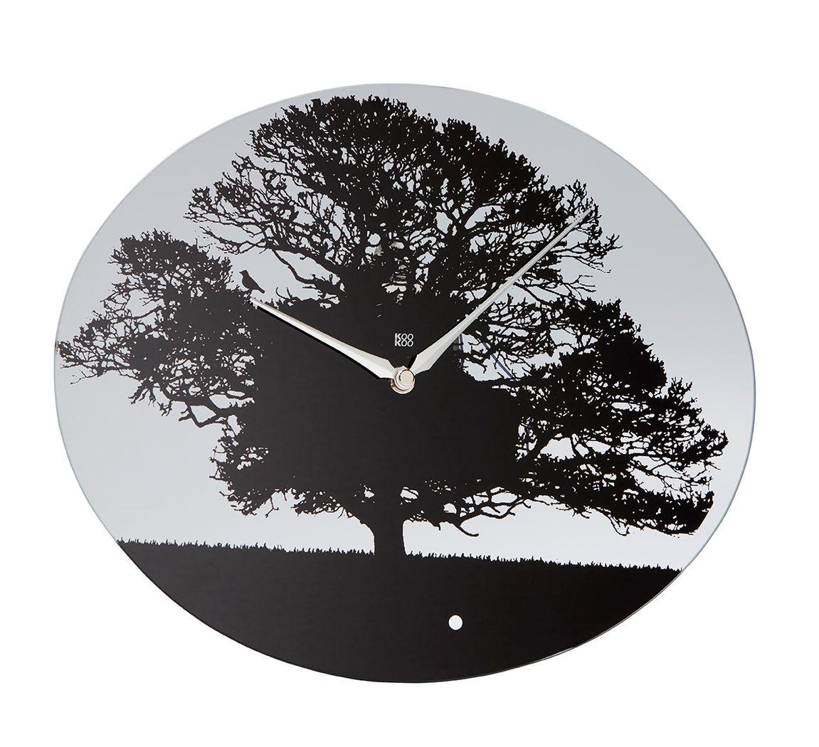 KooKoo Tree Singvögel, Quarzwerk - Heimische Singvögel