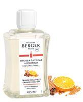 Refill Orange-Zimt / Orange de Canelle für Aromadiffusor elektrisch von Maison Berger