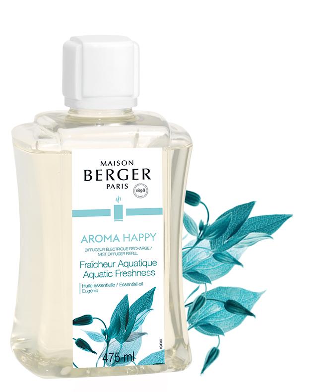 Refill AROMA HAPPY für Aromadiffusor elektrisch von Maison Berger