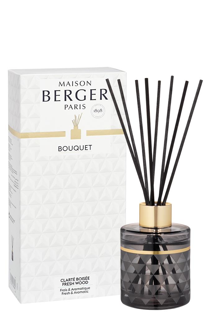 Raumduft Diffuser Clarity Grau von Maison Berger