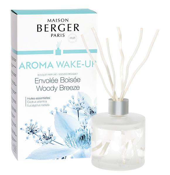 Raumduft Diffuser AROMA WAKE-UP von Maison Berger