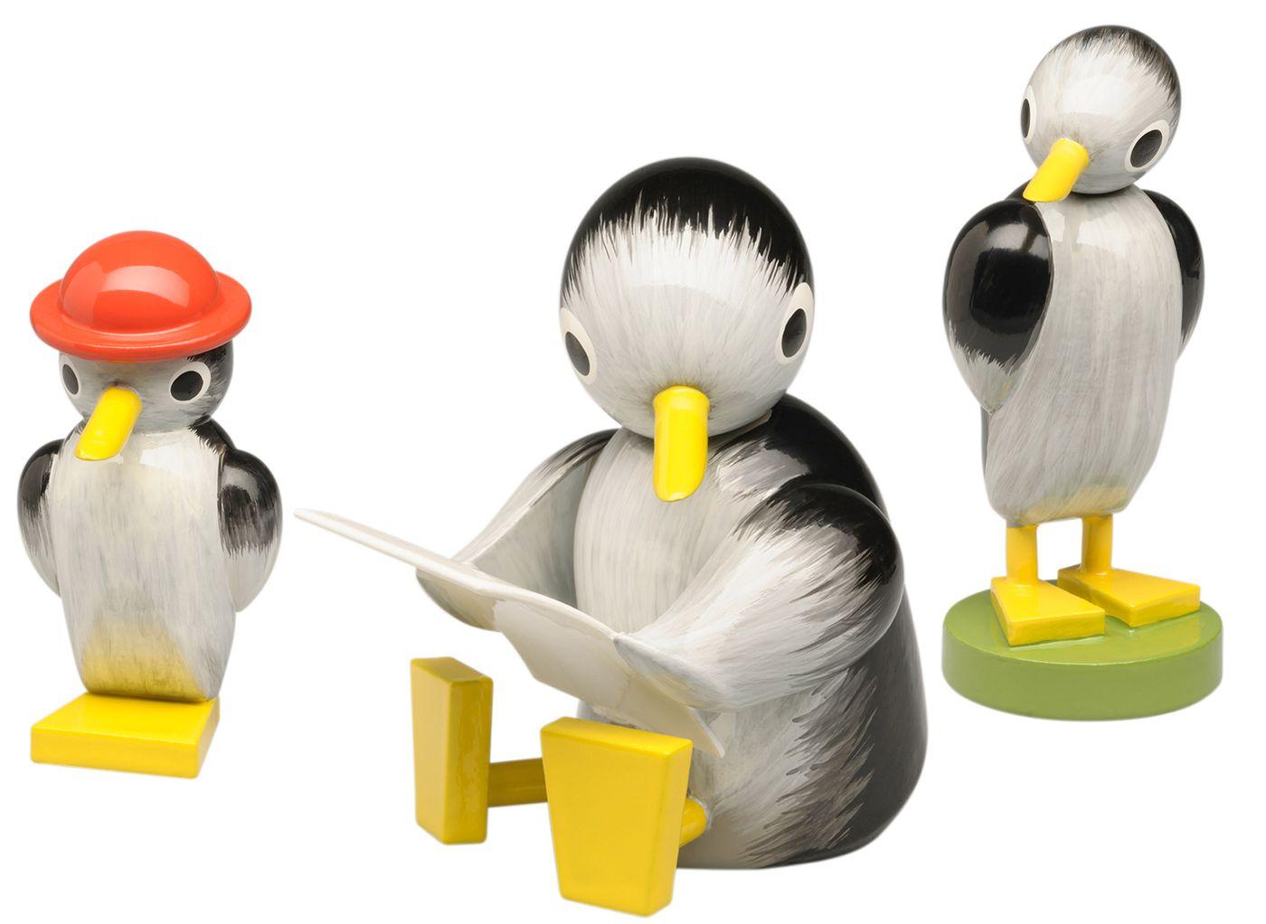 Pinguine, 3 Figuren 5256/1-5 von Wendt & Kühn