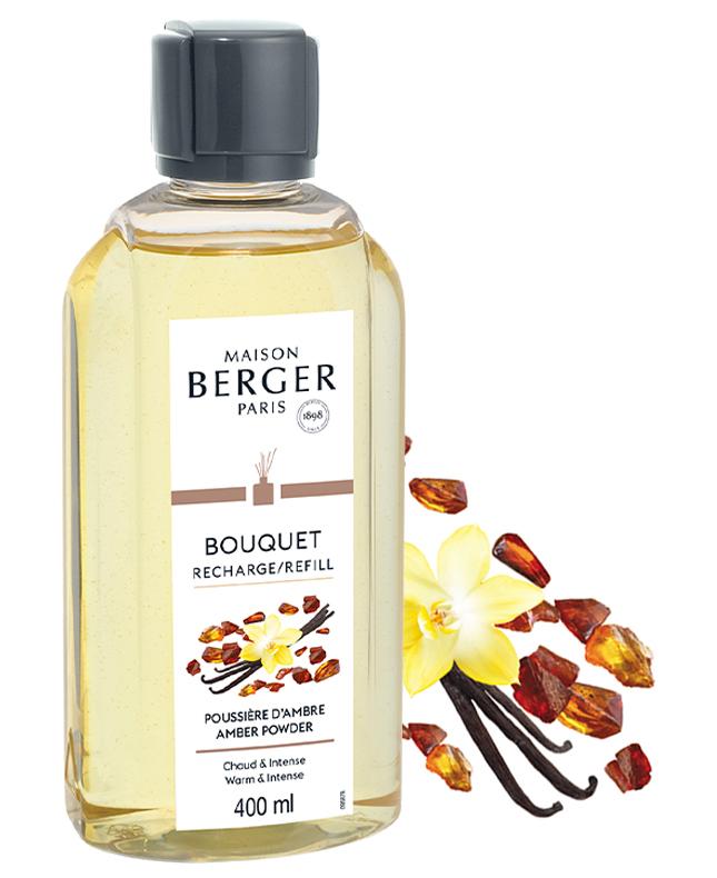 Refill Raumduft Diffuser Amber / Poussière d'Ambre von Maison Berger