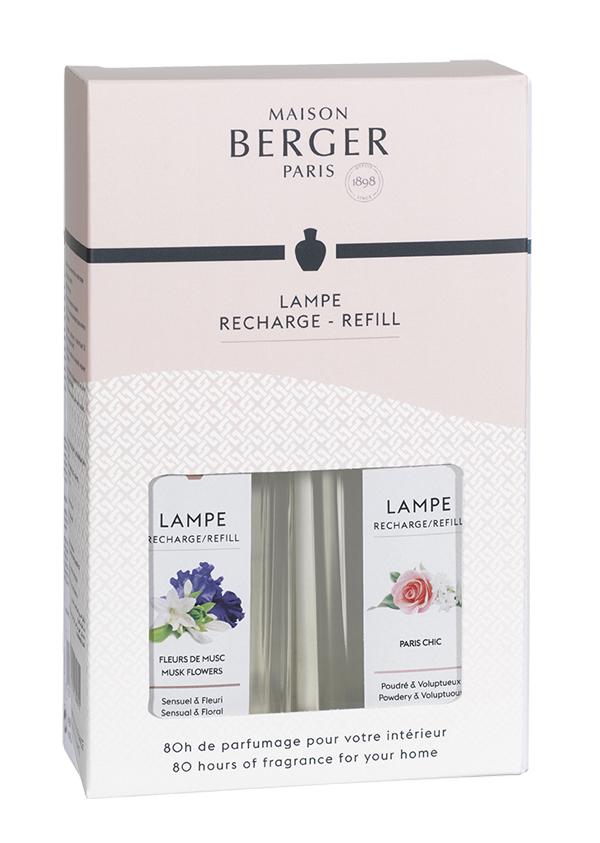 Duftset Senso 2x 250 ml NEU 2021 von Lampe Berger