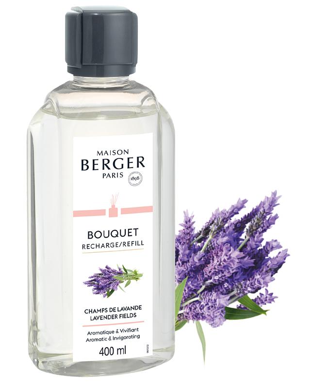 Refill Raumduft Diffuser Wilder Lavendel / Champs de Lavande NEU 2021 von Maison Berger