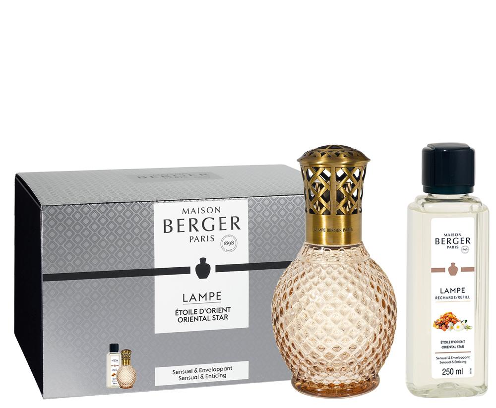 Geschenkset Originelle Honig NEU 2021 von Lampe Berger Paris
