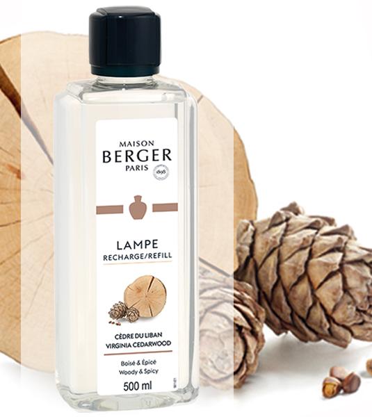 Zedernholz / Cèdre du Liban 500 ml von Lampe Berger