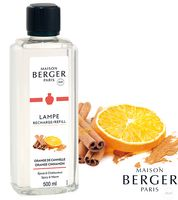 Orange-Zimt / Orange de Canelle 1000 ml von Lampe Berger