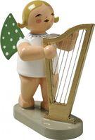 Engel mit Harfe, groß 650/14 von Wendt & Kühn