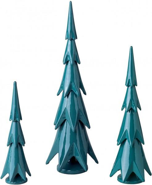 Tannenbäume, 3 Stück 5302/3-5 von Wendt & Kühn