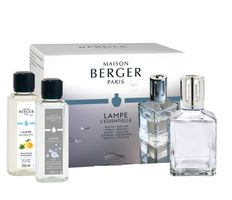 Starter Set Eckig XL von Lampe Berger Paris