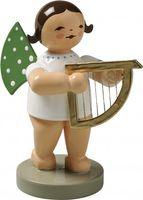 Engel mit Harfe, klein 650/14b von Wendt & Kühn
