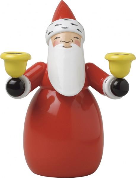 Weihnachtsmann mit Lichtertüllen 5301/3 von Wendt & Kühn