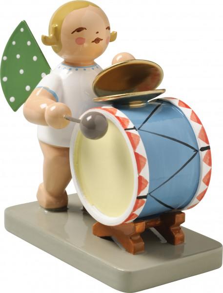Engel mit Schlagzeug 650/44 von Wendt & Kühn