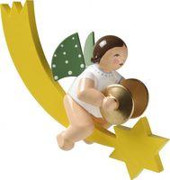 Engel mit Becken, auf Schweif 650/70/11 von Wendt & Kühn