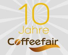 10 Jahre Coffeefair