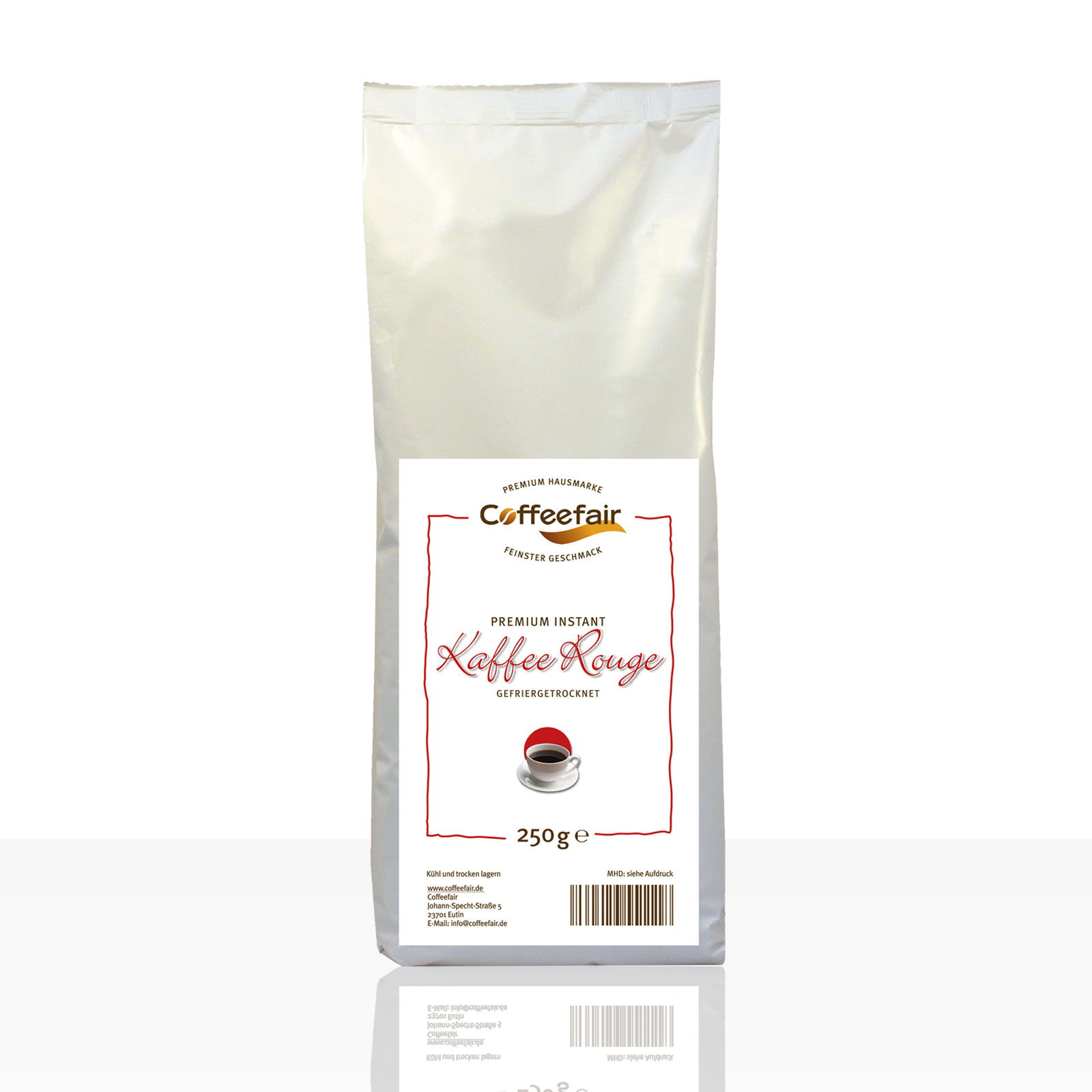 Coffeefair Instant Kaffee Rouge 500g