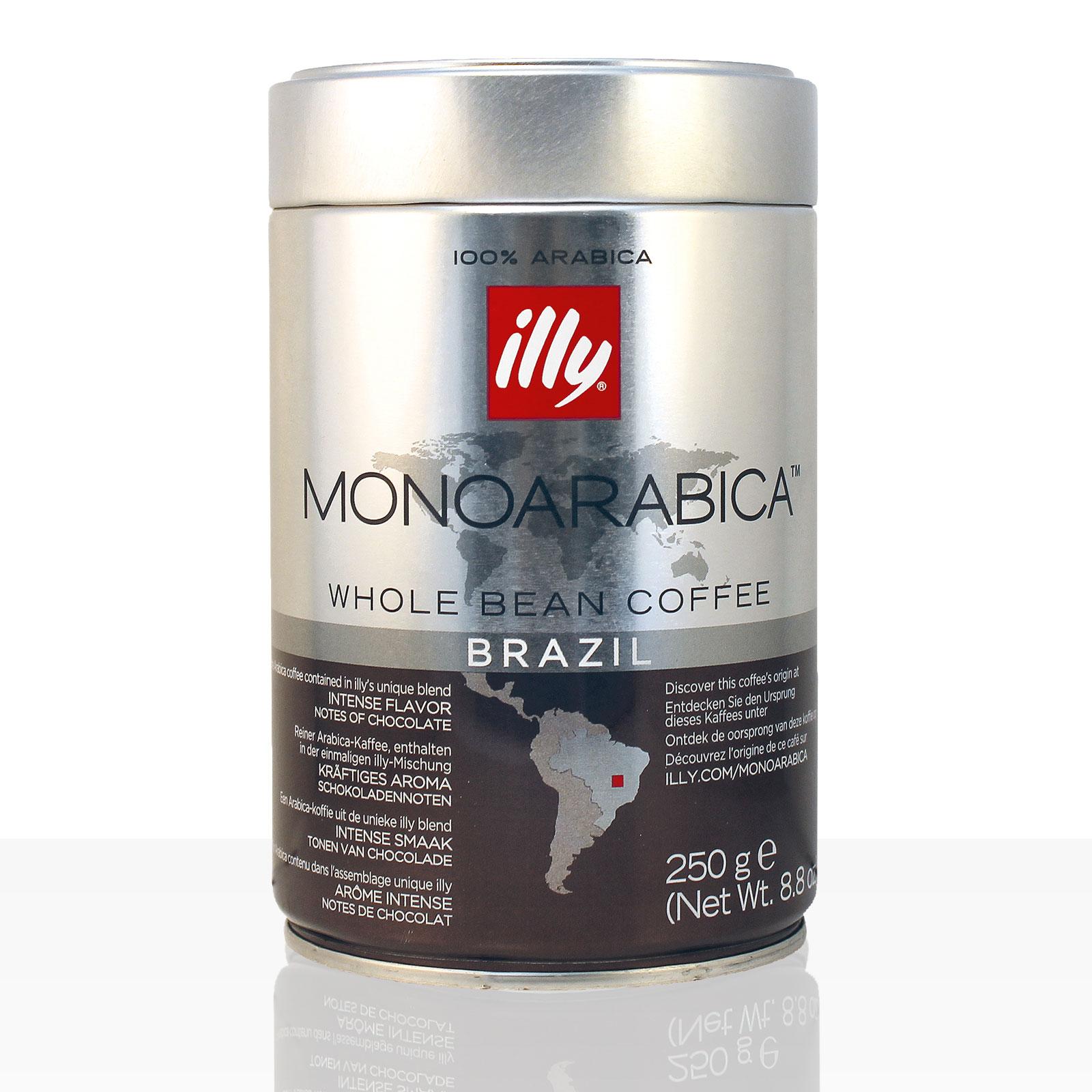 illy Monoarabica Brasilien
