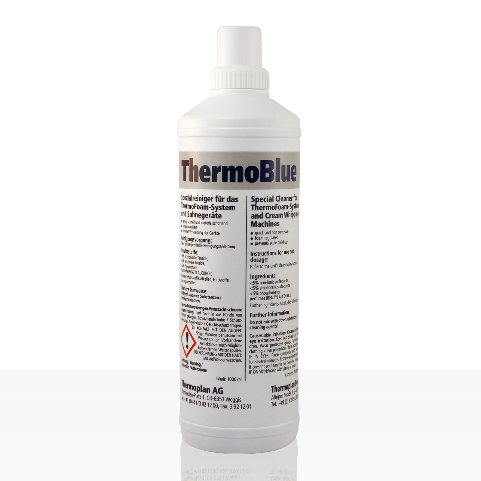 Thermoblue Reiniger