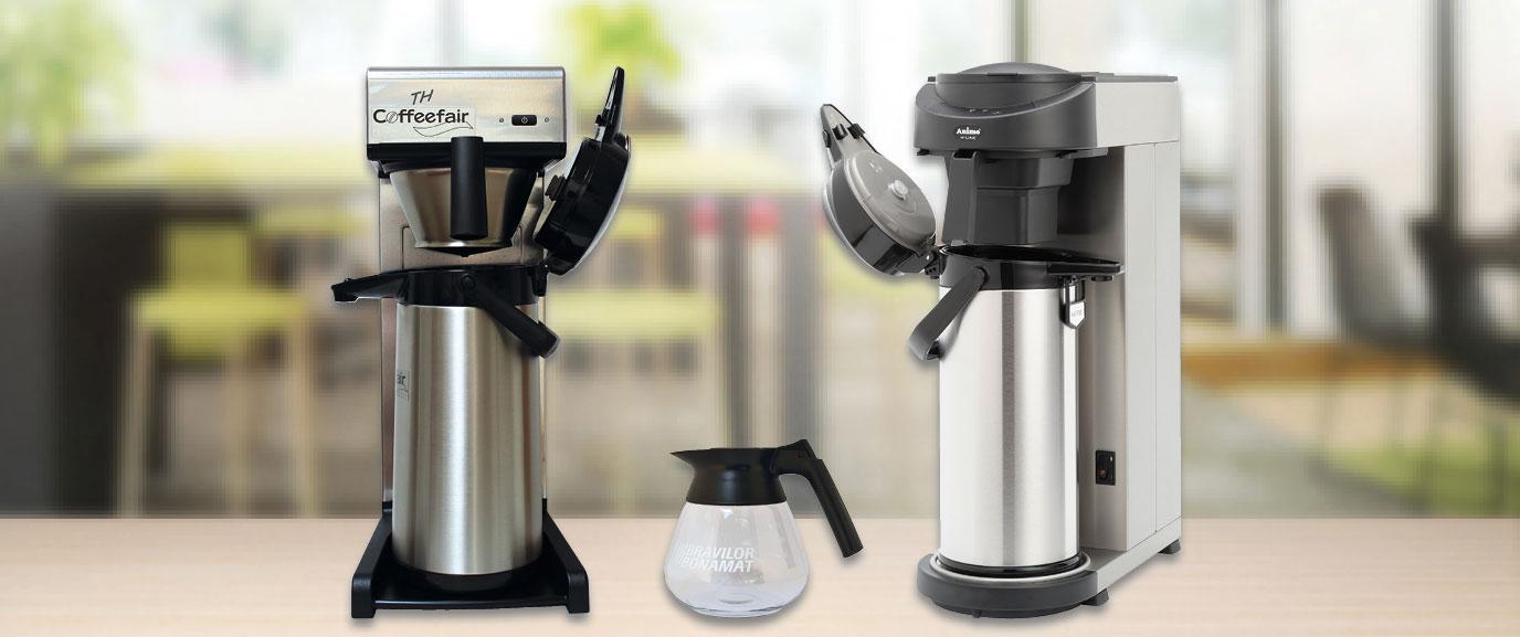 Professionelle Kaffeemaschinen