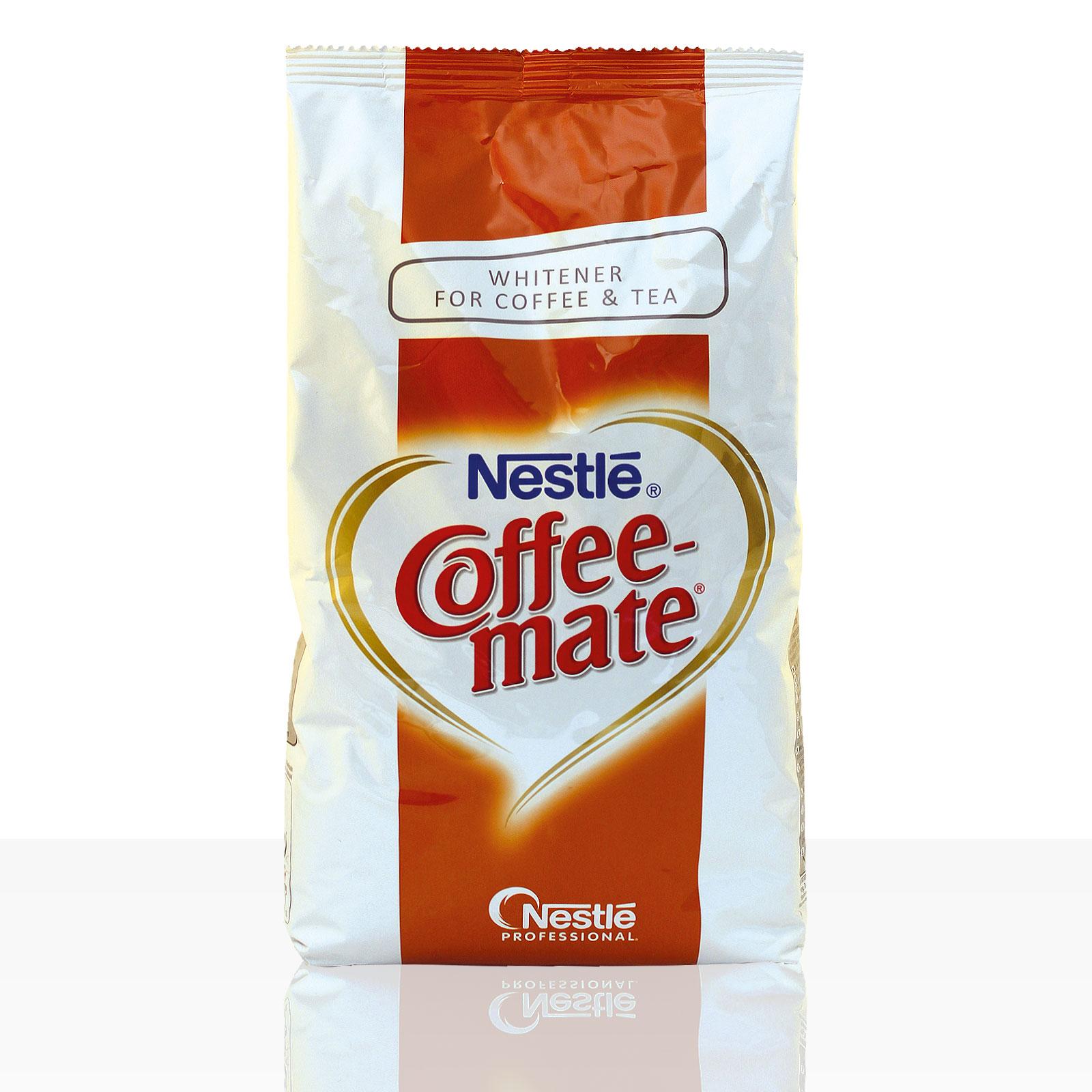 Rein pflanzlicher Kaffeeweißer Nestle