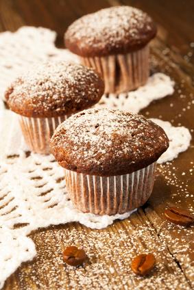 Kaffee – Zimt Muffins