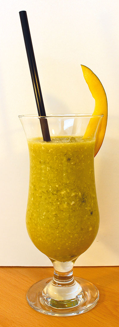 Coco Green Smoothie