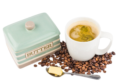 Bulletproof Kaffee