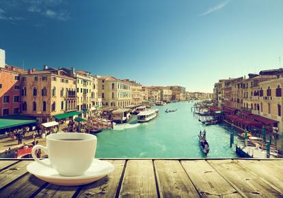 Espresso á la bella italia