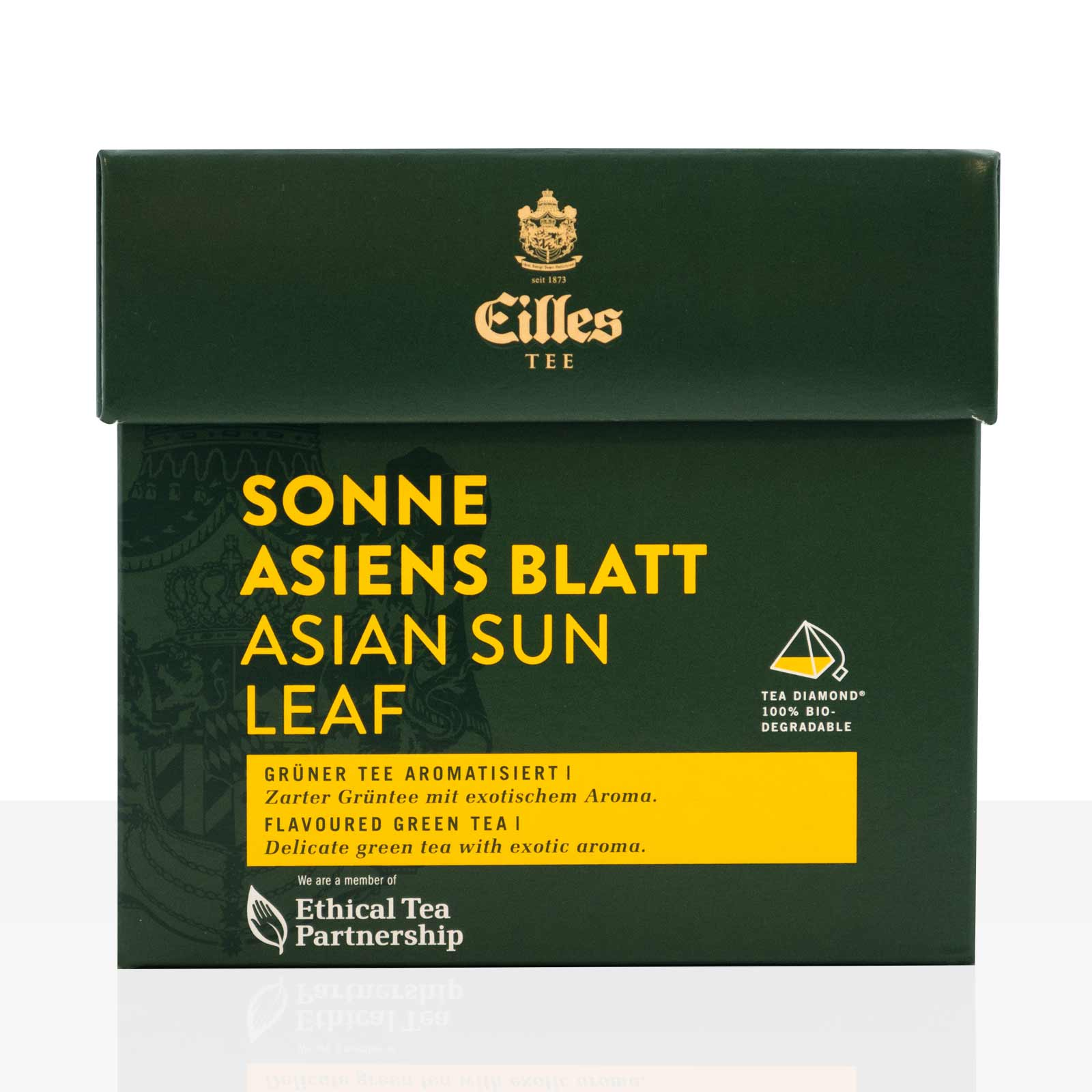 EILLES Tea Diamond Tee Sonne Asiens 20 x 2,5g