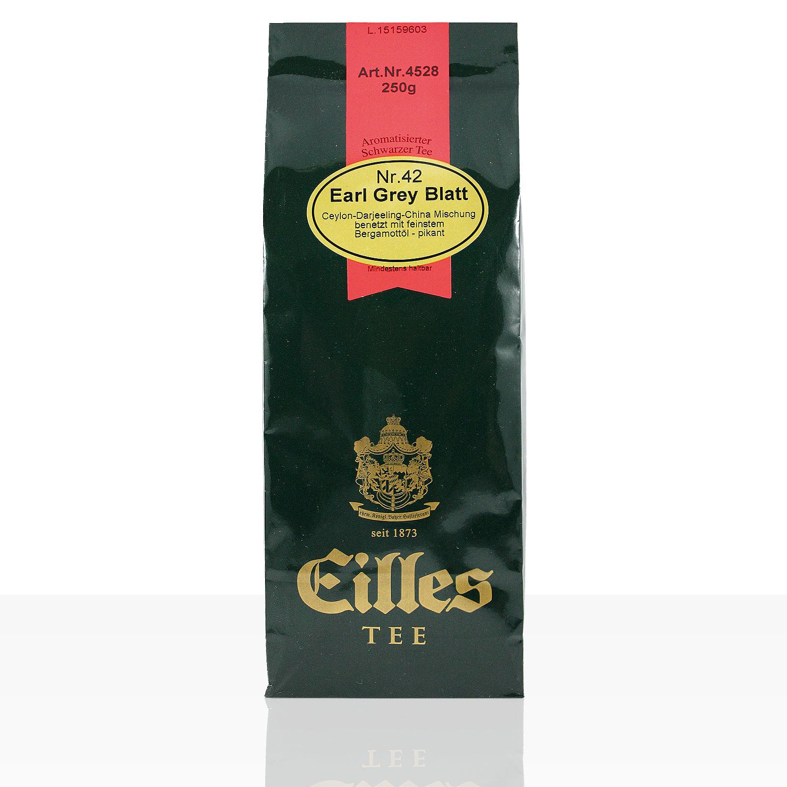 EILLES Tee Earl Grey Blatt Nr. 42, 250g loser Tee