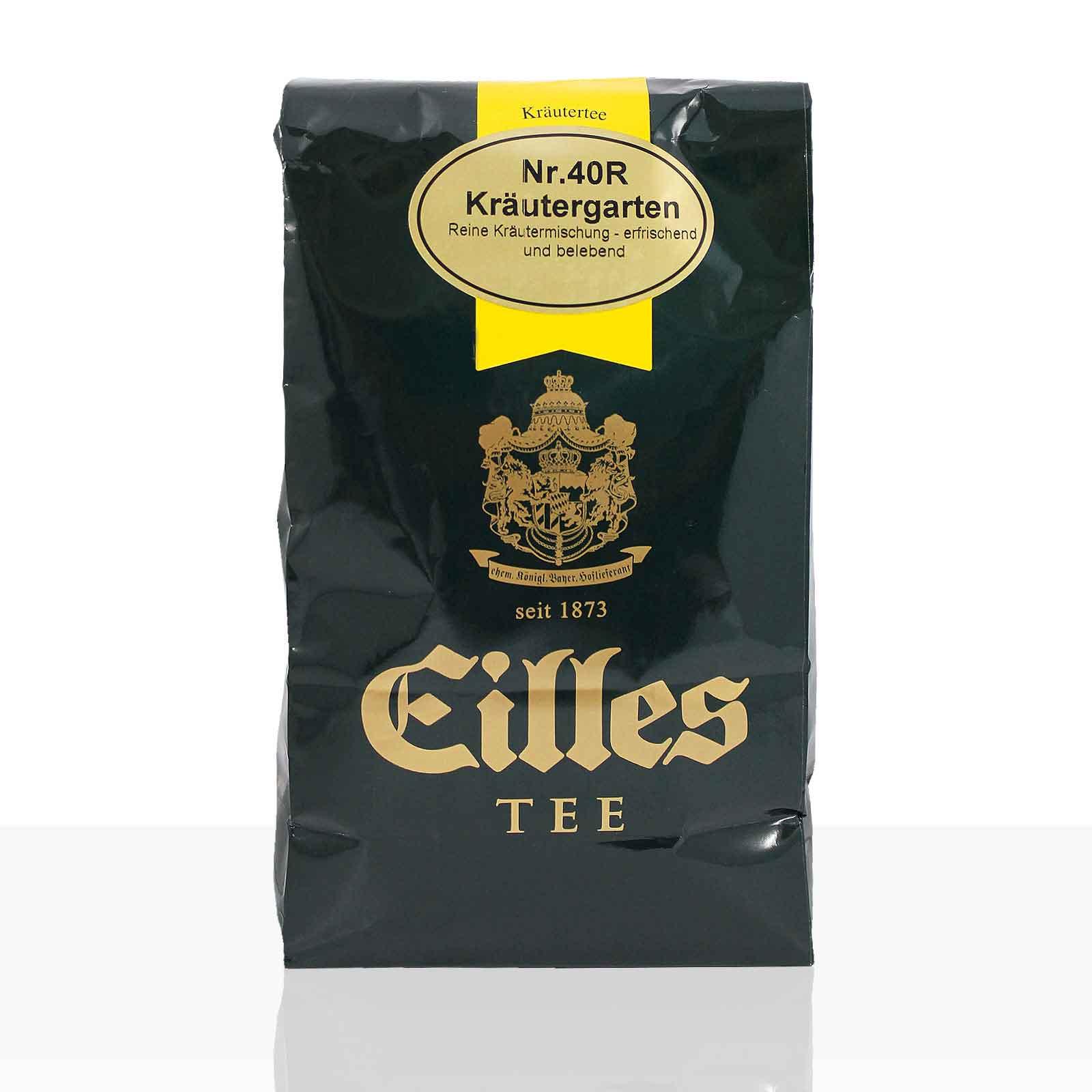 EILLES Tee Kräutergarten Nr. 40R, 250g loser Tee