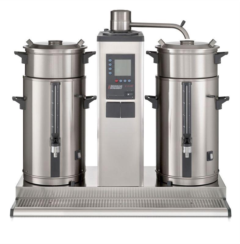 Bonamat Rundfilter Kaffeemaschine B10, 1 Brühsystem 2 Behälter a 10l 400V