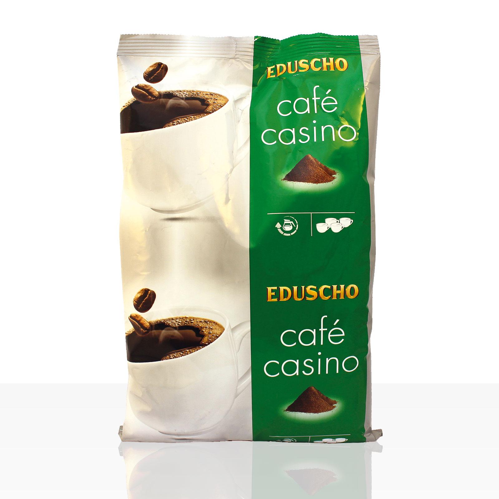 Tchibo / Eduscho Cafe Casino Plus - 16 x 500g Kaffee gemahlen, Filterkaffee