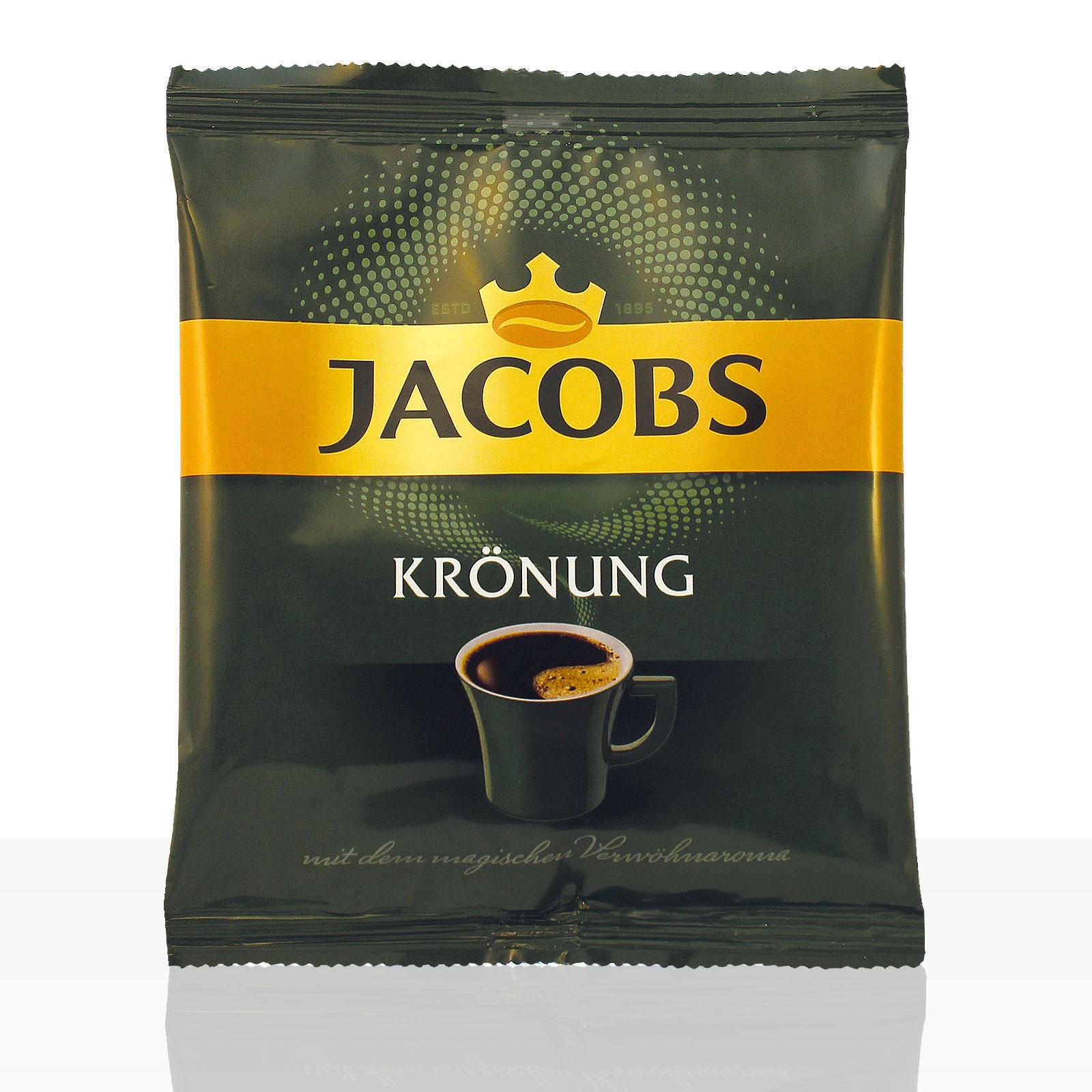 Jacobs Krönung Klassisch - 80 x 60g Kaffee gemahlen, Filterkaffee