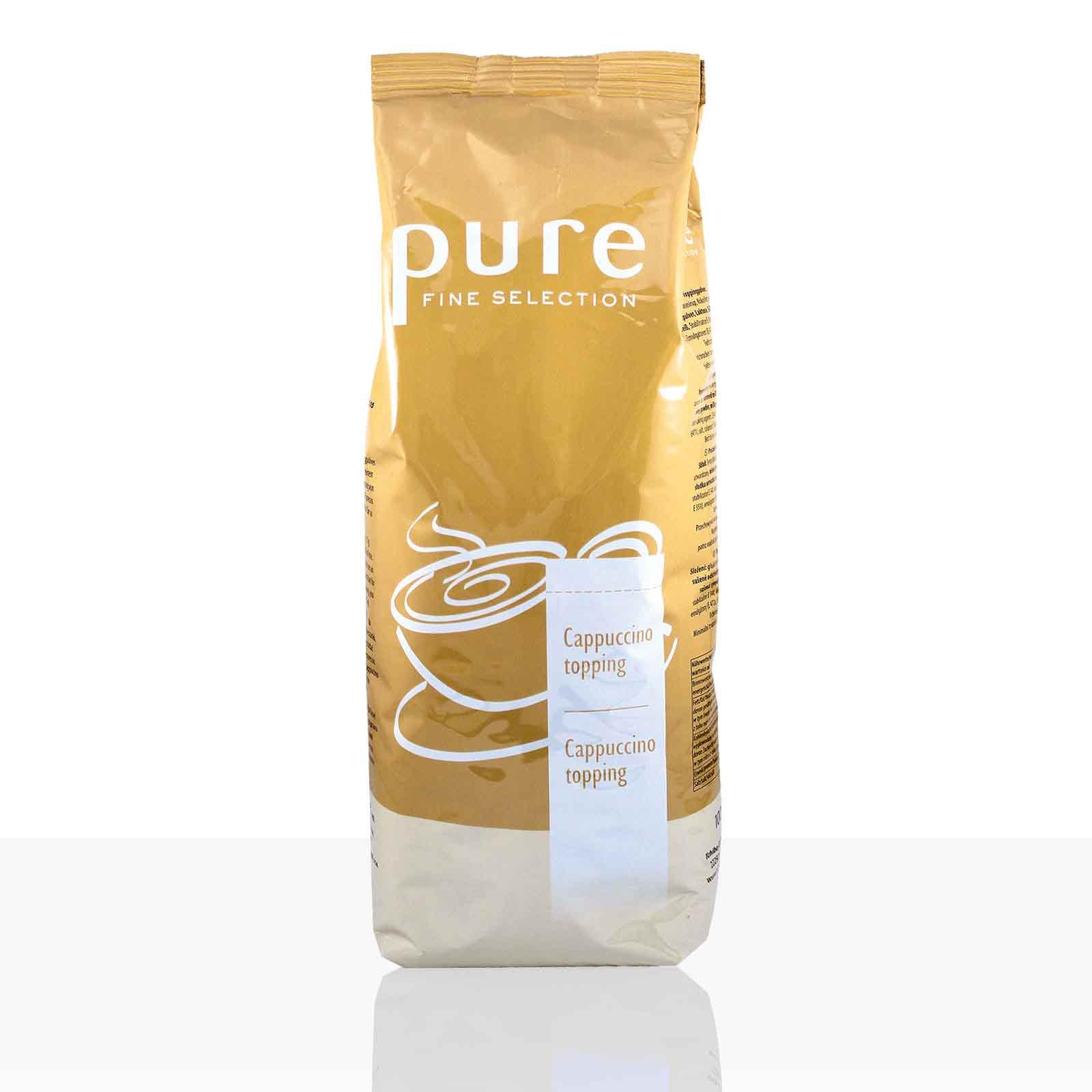 Tchibo Pure Fine Selection Cappuccino Topping Crema 10 x 1kg Milchpulver