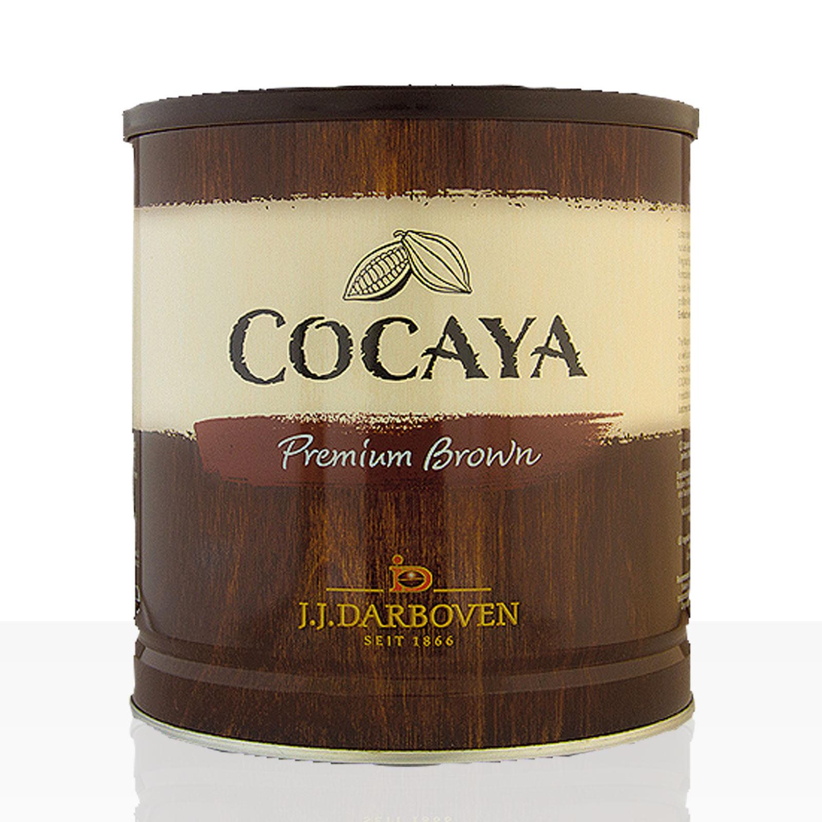 Darboven Cocaya Premium Brown 4 x 1,5kg Dose Kakao Trinkschokolade