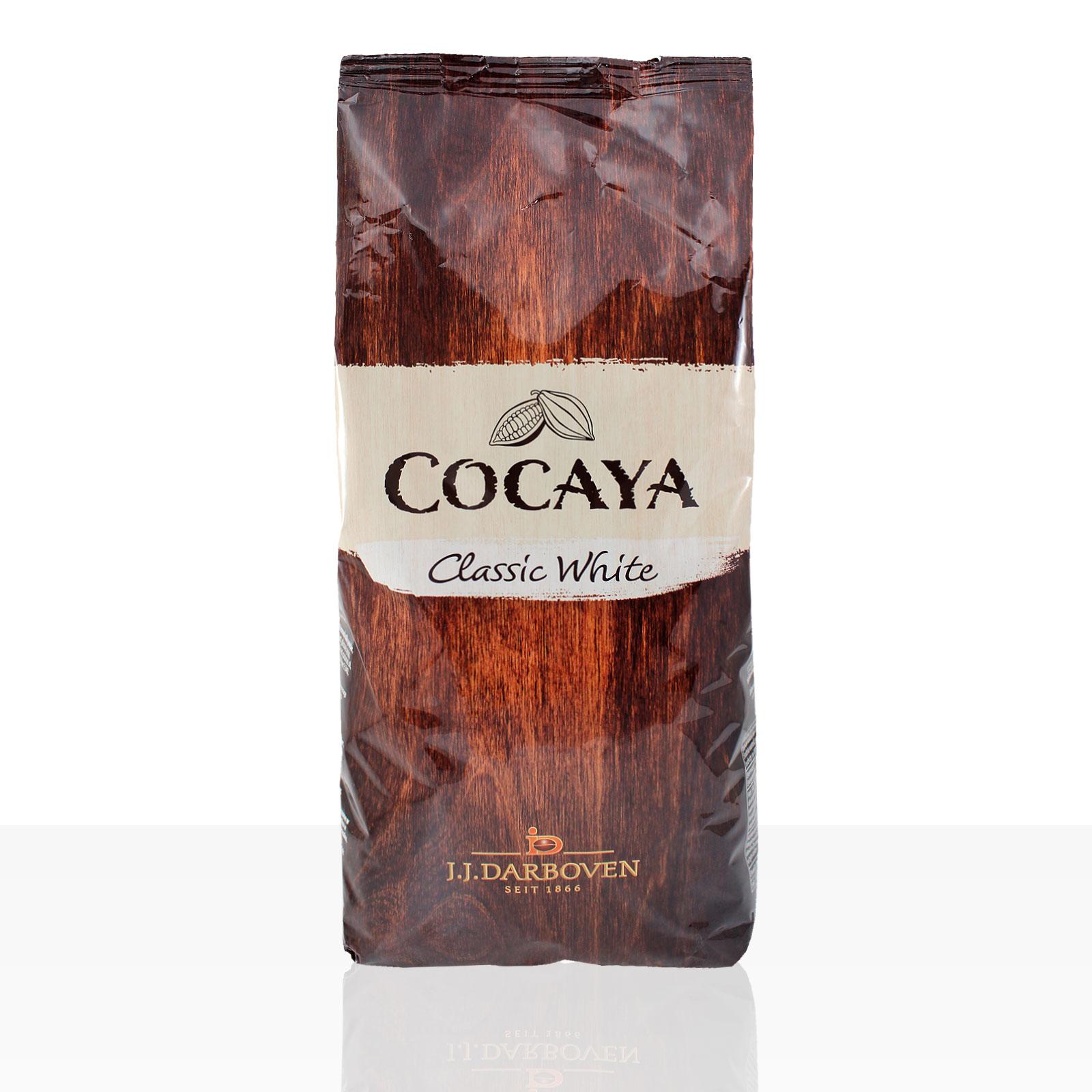 Darboven Cocaya Classic White 10 x 1kg weisse Instantschokolade