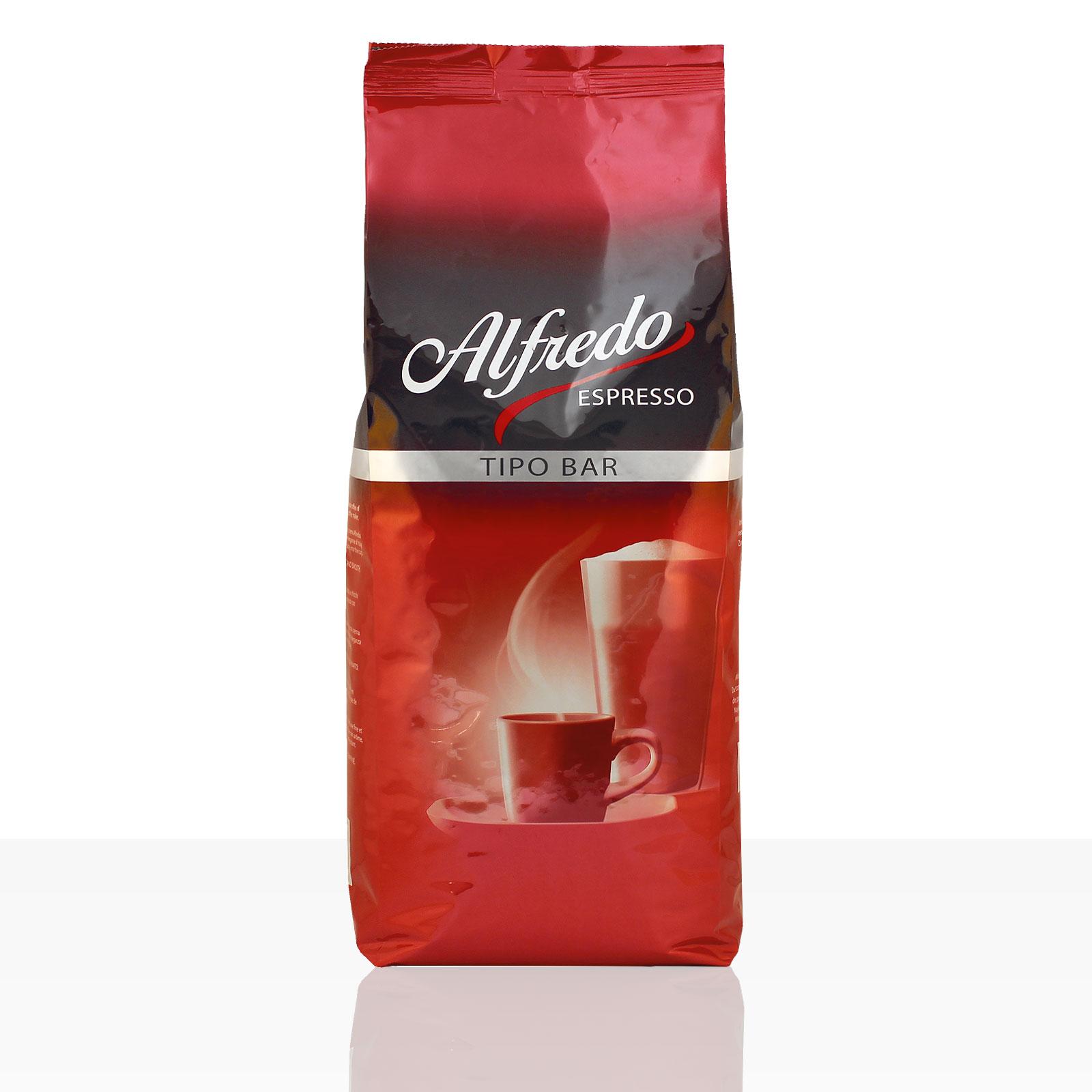 Darboven Alfredo Espresso Tipo-Bar - 6 x 1kg Kaffee-Bohnen