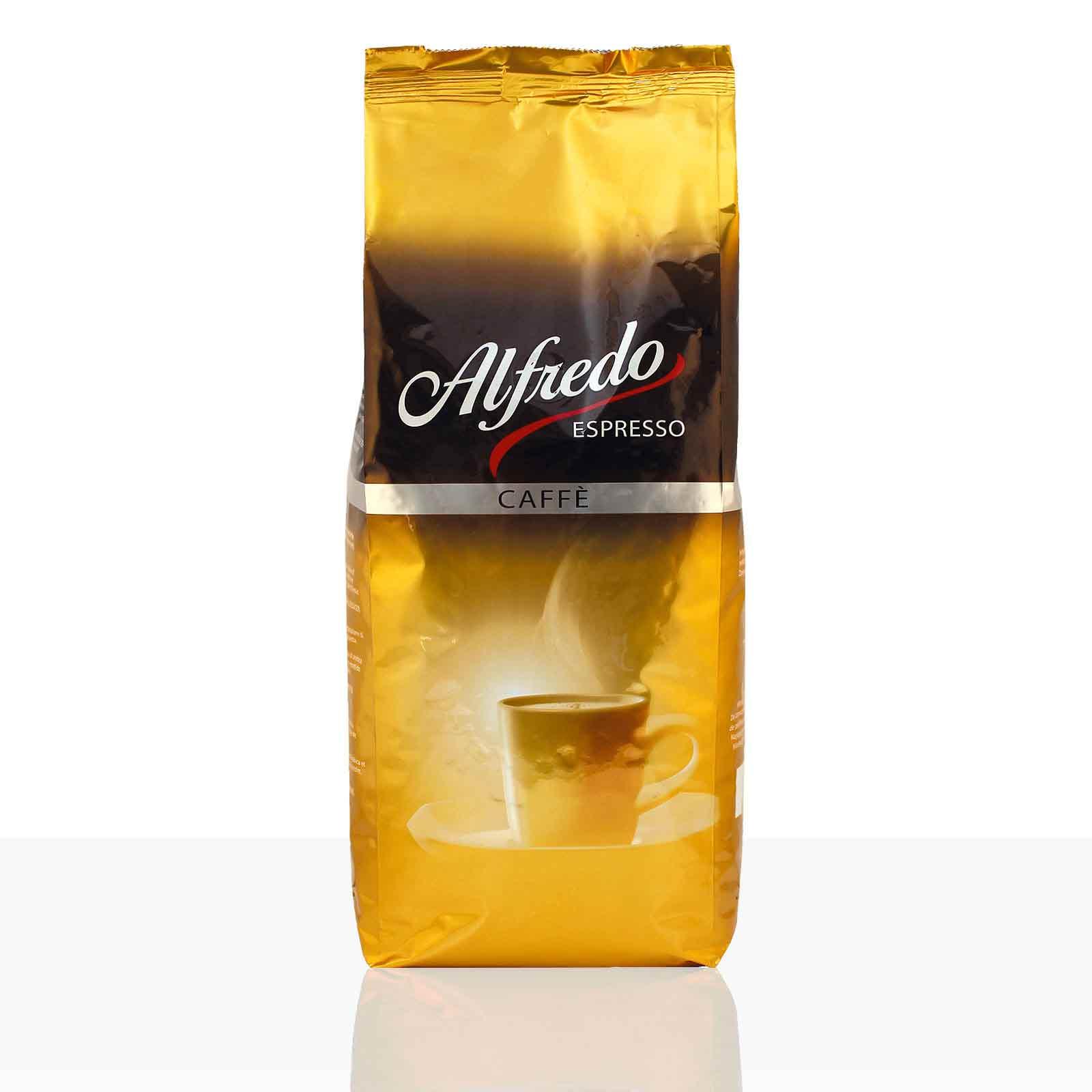Darboven Alfredo Espresso Caffè Creme - 6 x 1kg ganze Kaffee-Bohne Cafe