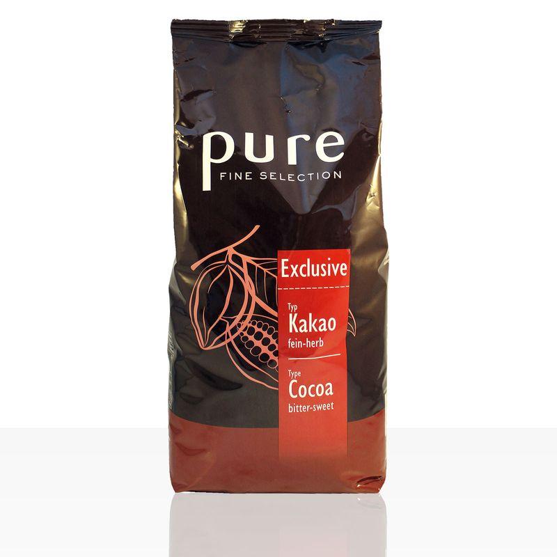Tchibo Pure Fine Selection Instant-Kakao fein-herb 10 x 1kg Trinkschokolade