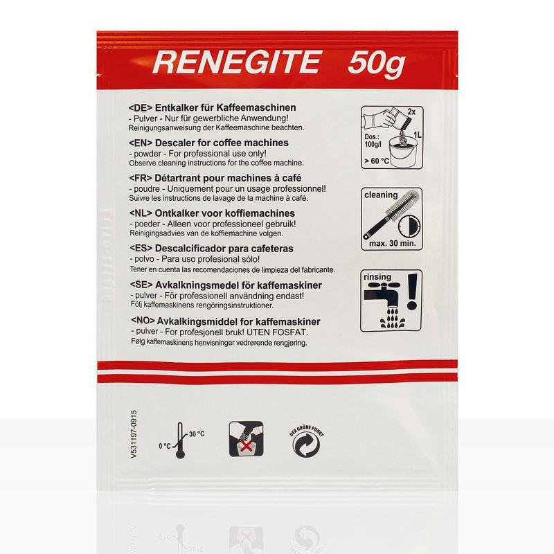 Bonamat Renegite Entkalker-Pulver 15 x 50g Portionsbeutel