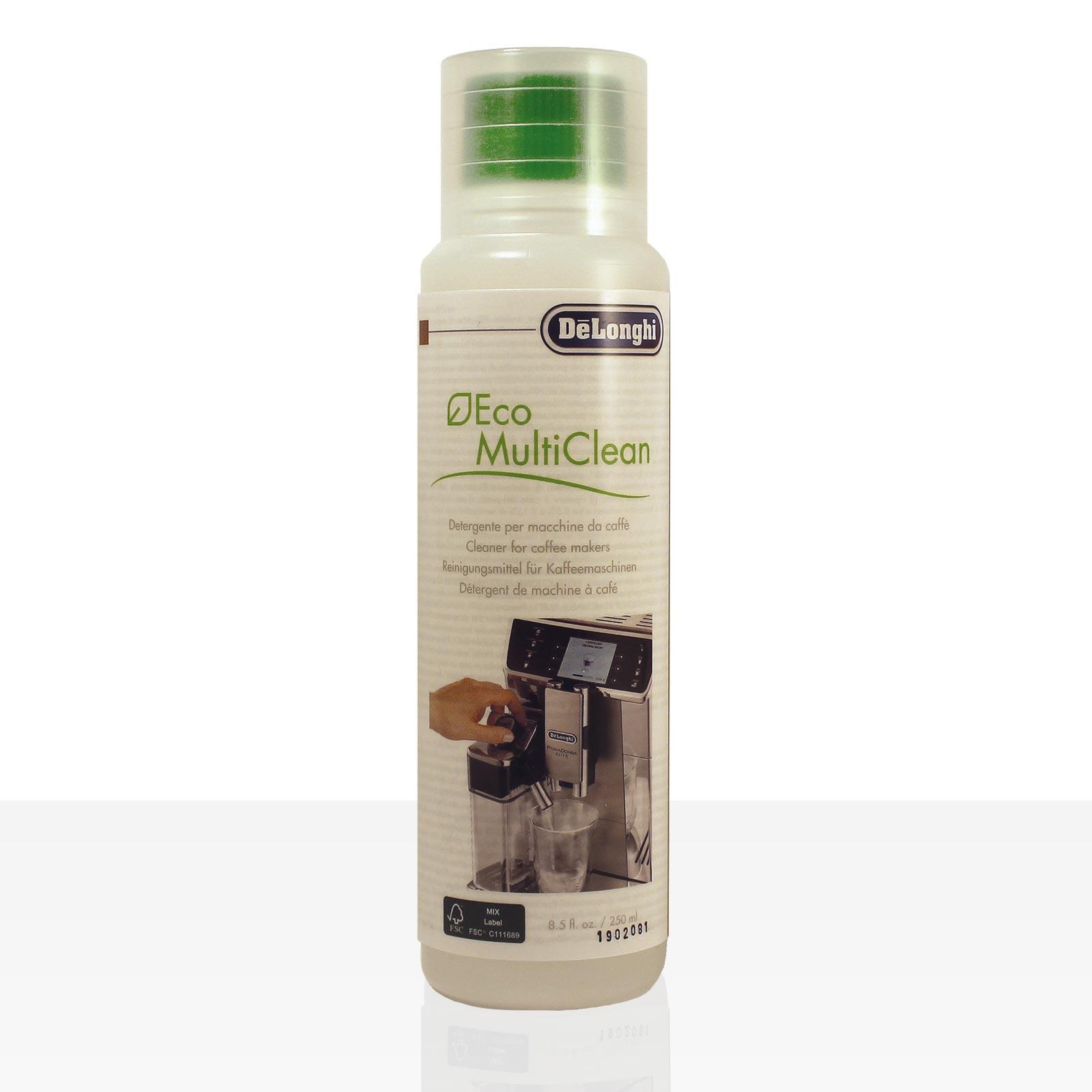 DeLonghi Eco Multi Clean 250ml, Reinigungsmittel für Kaffeemaschinen