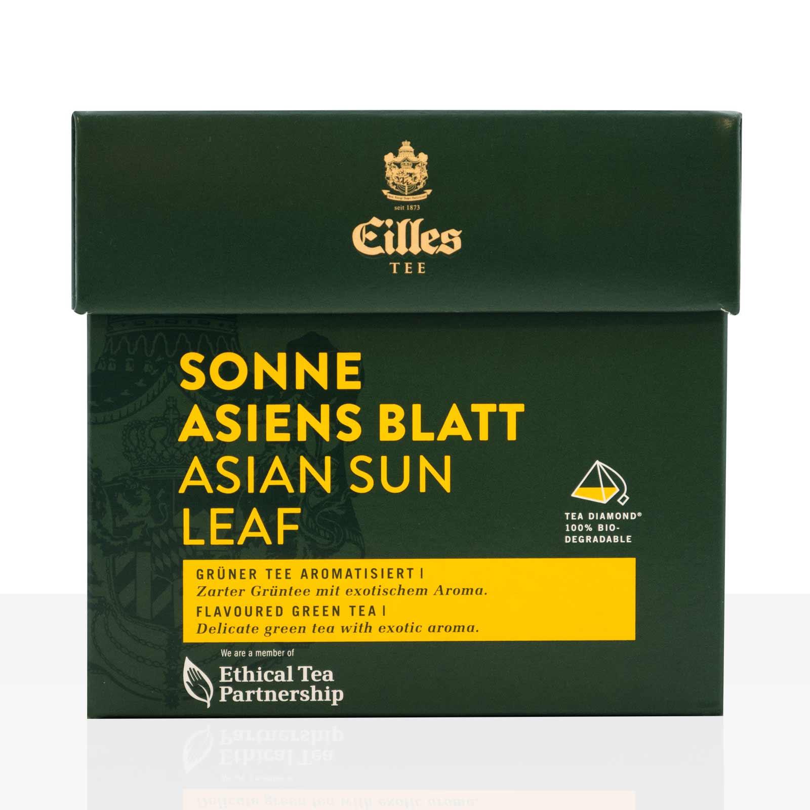 EILLES Tea Diamond Tee Sonne Asiens 200Stk