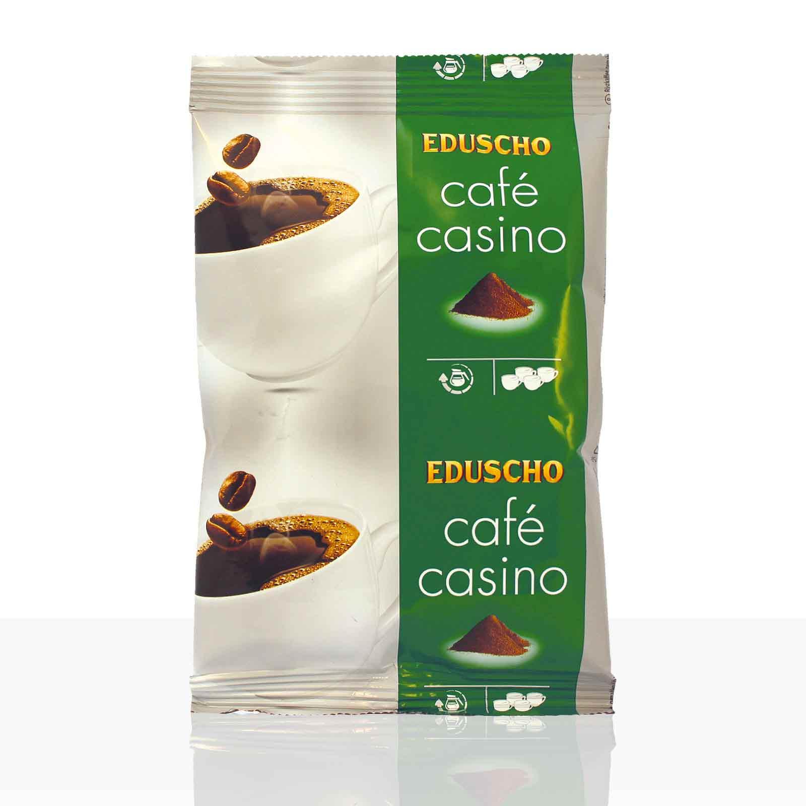 Tchibo / Eduscho Café Casino Plus 1 x 60g, Kaffee gemahlen portioniert