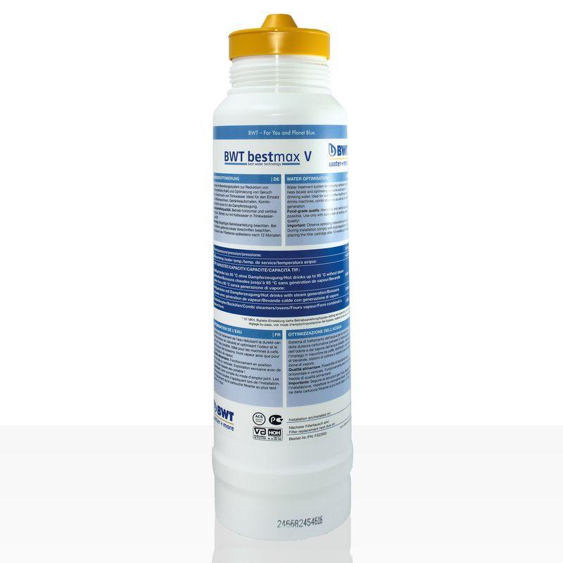 Bestmax V Filterkerze, BWT water + more Wasserfilter ca. 2500 L