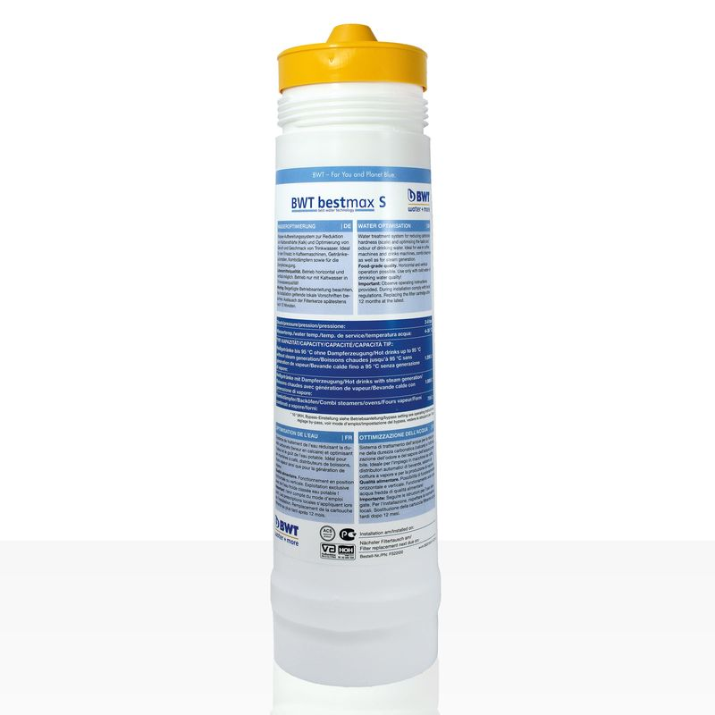 Bestmax S Filterkerze, BWT water + more Wasserfilter ca. 1000 L