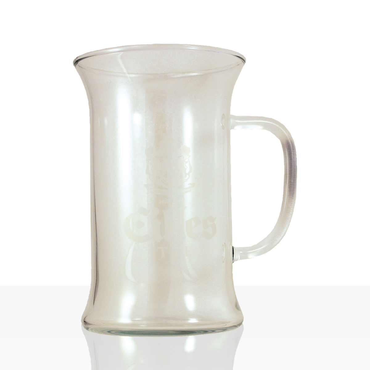 EILLES Teeglas dünnwandig, schickes Glas 1Stk